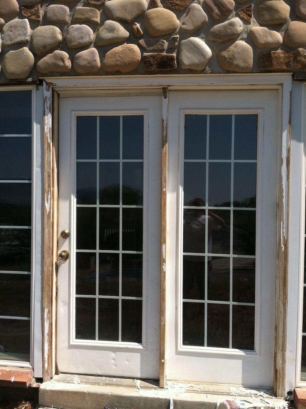 1 Before Exterior Doors