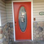 garage door for residence