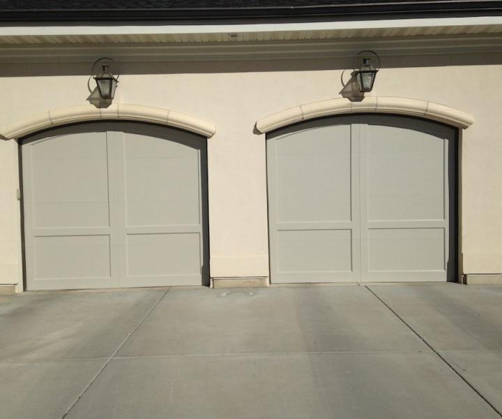 6 AFter Garage Door 171
