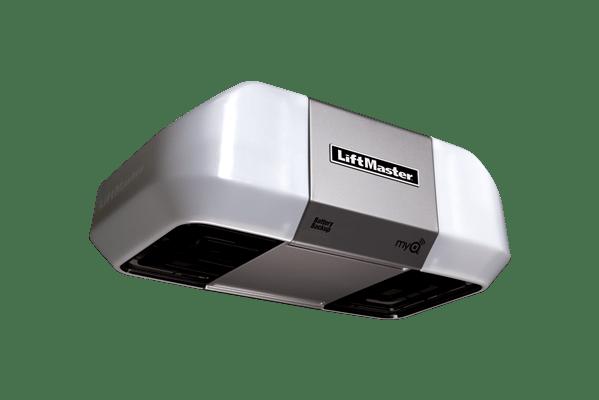 Opener Premium Model 8360 DC Battery Backup Capable Chain Drive Garage Door Opener