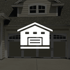 Powell Garage Doors Residential Icon